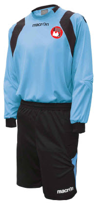 keepers tenue voetbalschool